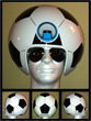 Wreckin' Ball Helmet for Soccer Fans