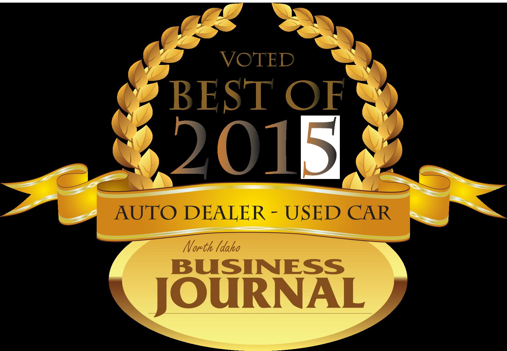 findlay chrysler jeep dodge ram awarded best auto dealership in north idaho parker toyota and. Black Bedroom Furniture Sets. Home Design Ideas