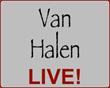 Authentic Tickets for Van Halen