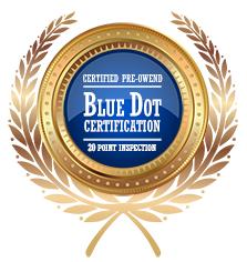 Sentient Blue Dot Certified