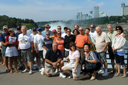 Sports Travel and Tours Baseball Road Trip Group