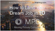 How to Land your Dream Job with 3D and Work on Blockbuster Movies, a...