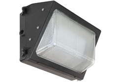 Universal Voltage LED Wall Pack Light to Replace 400 Watt Metal Halide Lights
