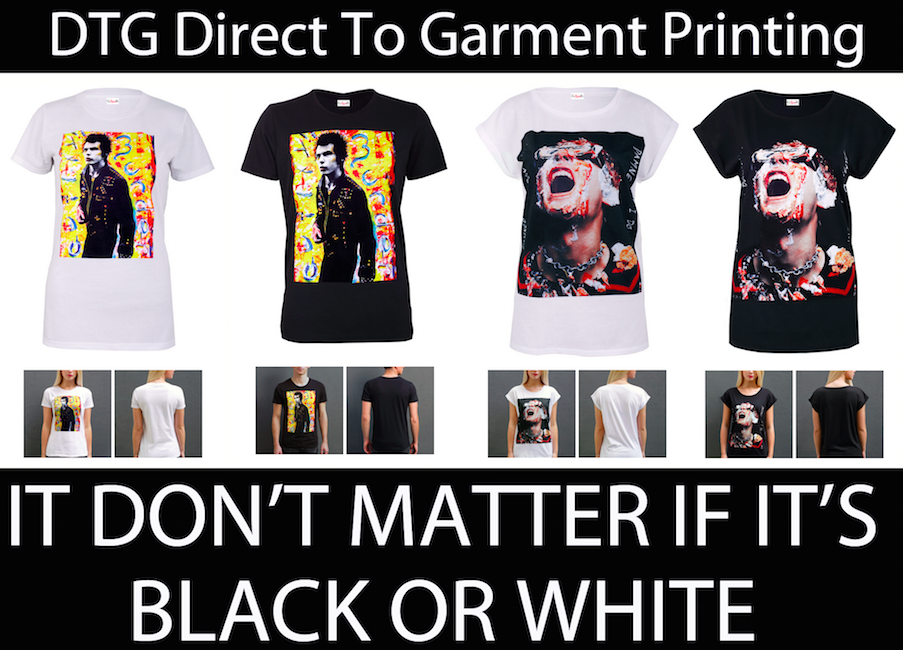 Garment printing are invited to share present some for Direct to garment t shirts