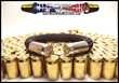 BearArms Bullet Casing Bracelets