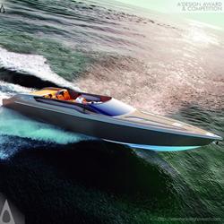 Intermarine 48 Offshore by Viviane Nicoletti and Matheus Santiago