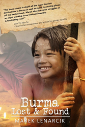 Cover of Burma Lost & Found