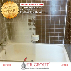 Sir Grout Dallas Fort Worth Renewal Year 2015