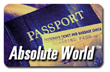 Absolute World Travel Calling Card