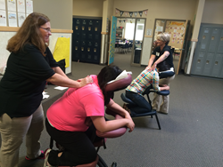 Teacher Appreciation Day Massage