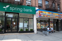 Spring Bank is a true community bank, serving underserved populations in the Bronx, Harlem and beyond.