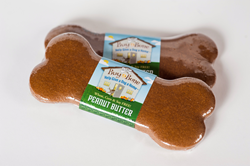 Lazy Dog dog treats support local animal shelters and rescues