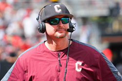 College of Charleston Baseball's Head Coach Monte Lee
