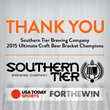 Southern Tier Brewing Company Crowned National Champion in USA Today...