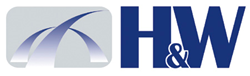 H&W Computer Systems logo