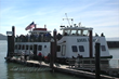 Your RX for R&R begins with a fun, 10-min Angel Island Ferry ride to Angel Island via Tiburon, California.
