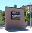 LED Announcement Center at Temescal Valley Elementary