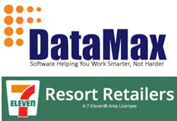 DataMax Logo/Resort Retailer Logo