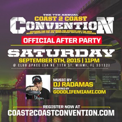 Coast 2 Coast Music Industry Convention Afterparty