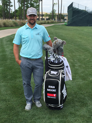 Ryan Moore Announces PXG Equipment Endorsement Deal