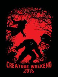 Creature Weekende 2015