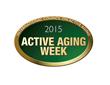 Active Aging Week 2015 Logo