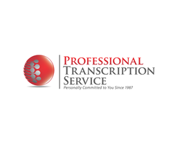 Professional Transcription Service
