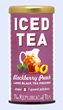 The Republic of Tea's Blackberry Peach Iced Tea Available Exclusively at Central Market