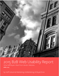 2015 B2B Web Usability Survey