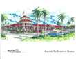 Rendering of the new Bayside Pet Resort & Spa location
