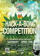 """""""Hack-a-Bong"""" Competition Celebrating 420 Day Promises Burlesque and..."""