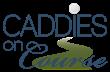 Caddies on Course logo