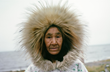 This oldest Eskimo woman had many stories to tell