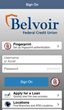 Belvoir Federal Now Supports Biometric Authentication Technology