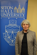 Jo-Renee Formicola is Seton Hall University's Woman of the Year