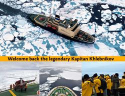 Kapitan Khlebnikov Icebreaker Quark Expeditions