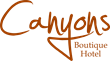 Canyons Boutique Hotel Logo