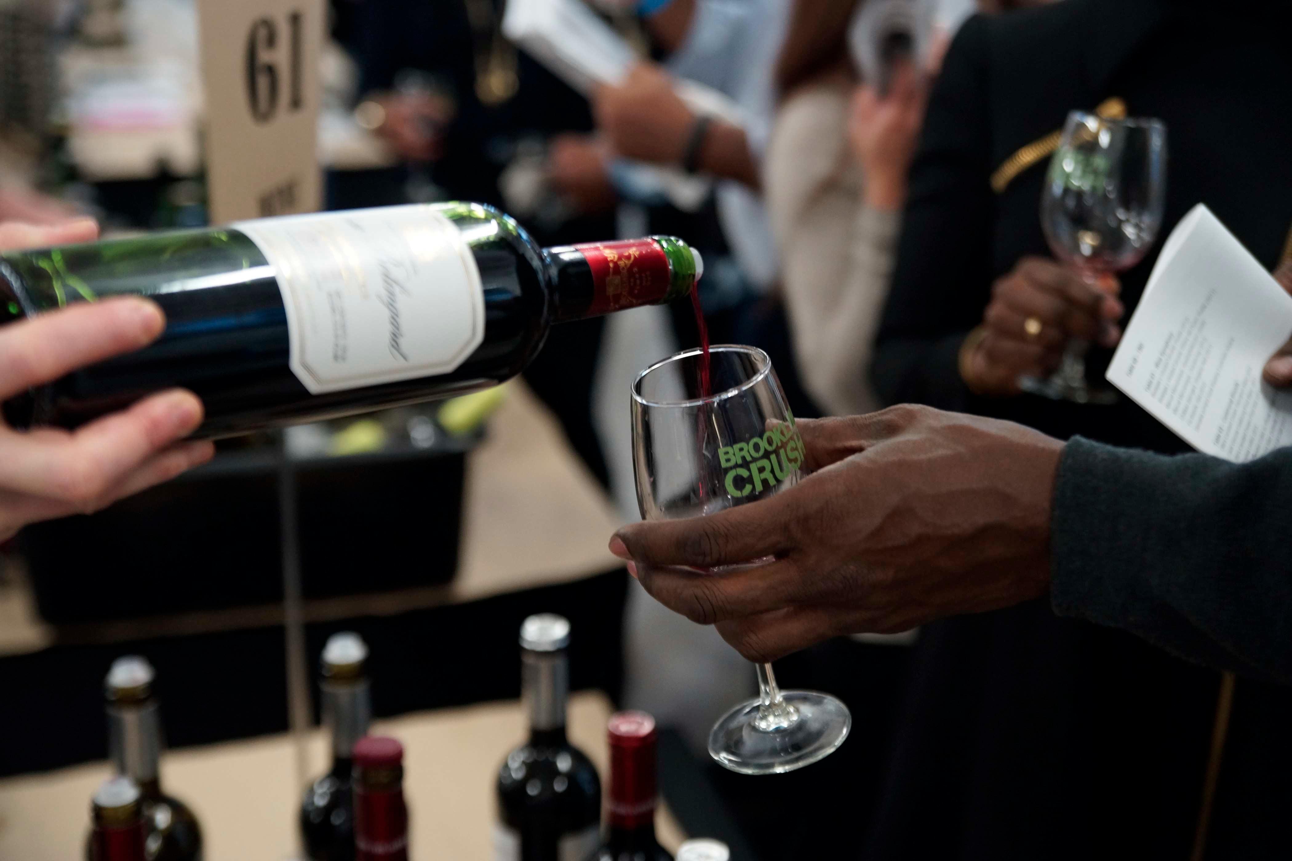 Brooklyn Crush Wine Artisanal Food Festival
