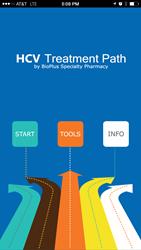 HCV Treatment Path App