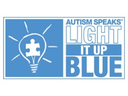 Autism Speaks Launches International Light It Up Blue Campaign For  Understanding And Acceptance Good Looking