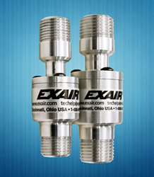 EXAIR's New Small Threaded Line Vacs