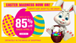 OASAP Offers Easter Egg that Holds 85% Coupon Code