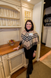 Michelle Kennedy of Superior Woodcraft at Locavore~Buy local event