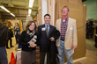 Bucks County Commissioner Chairman Rob Loughery spent the evening with local Bucks County business at Superior Woodcraft's Locavore~Buy local event