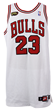 Michael Jordan's 1998 NBA Finals Game Worn Jersey for Sale at MEARS Online Auctions