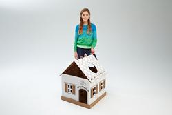 Caroline, age 10 - Product Designer