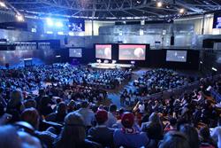 MonaVie Europe Momentum Convention in Madrid