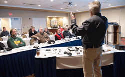 Lippert Components, Inc. (LCI®) announced today that its Technical Training team is conducting dealer technical training seminars later this month in Arkansas, Alabama and Tennessee.