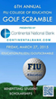 Another Hole in One for Continental National Bank and FIU College of...