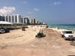 Mabey Inc. Temporary Matting System Provides Solid Footing on Miami Beach for an International Equine Competition